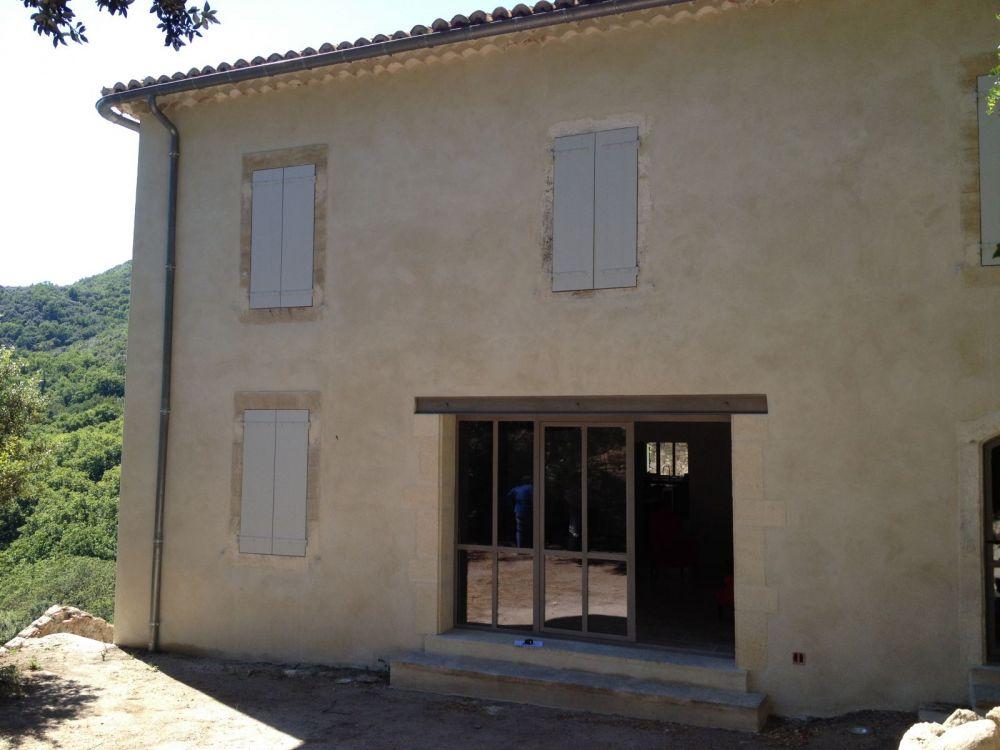 Fa ade par vdo vielles demeures d 39 occitanie entreprise for Entreprise renovation facade