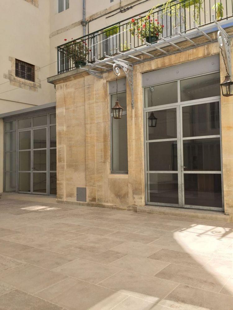 Terrasse vielles demeures d 39 occitanie entreprise r novation situ e dans le gard - Constructeur maison individuelle montpellier ...