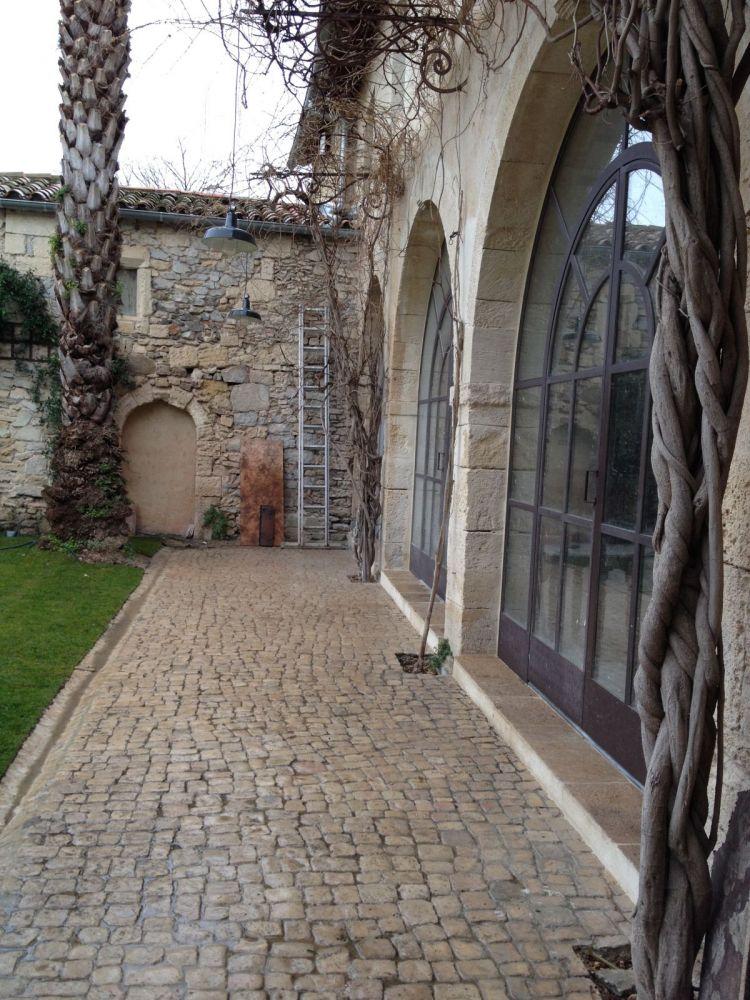 Pav vielles demeures d 39 occitanie entreprise r novation for Constructeur piscine gard