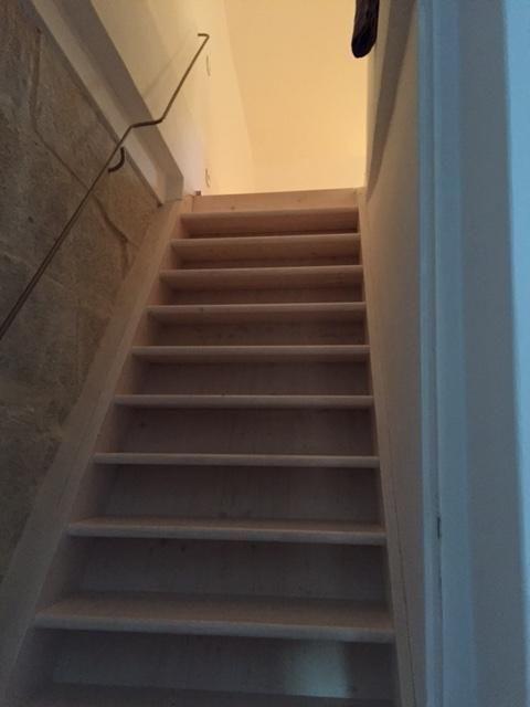 escalier en bois vielles demeures d 39 occitanie entreprise r novation situ e dans le gard. Black Bedroom Furniture Sets. Home Design Ideas